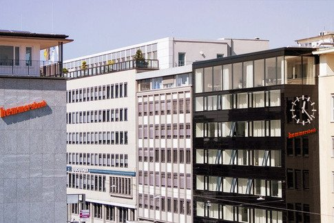 Hemmersbach Headquarters Nürnberg